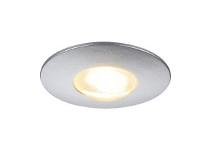 LED inbouwspot | 1 LED | Rond | 1 W | Warm Wit | LW27