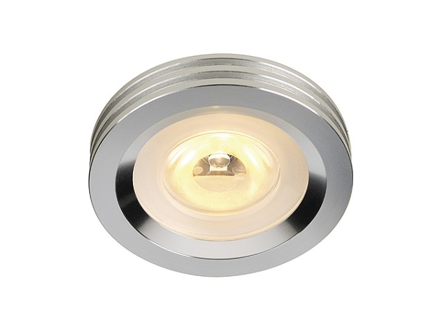LED inbouwspot | 1 LED | Rond | 3 W | Warm Wit | 700mA | LW29