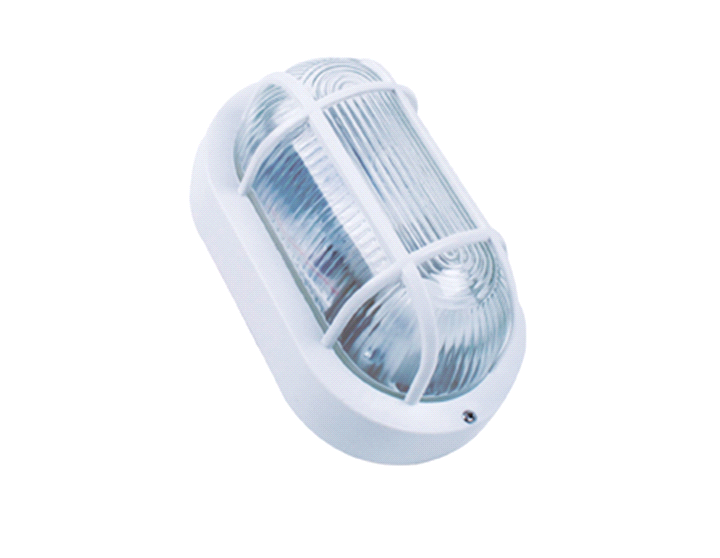 LED Gevellamp | 230 Volt | 2 Watt | Warm Wit | BH Wit