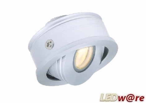 LED Spot | 700mA | 2.5 Watt | VV 15 Watt | Cool Wit | Lumoluce L