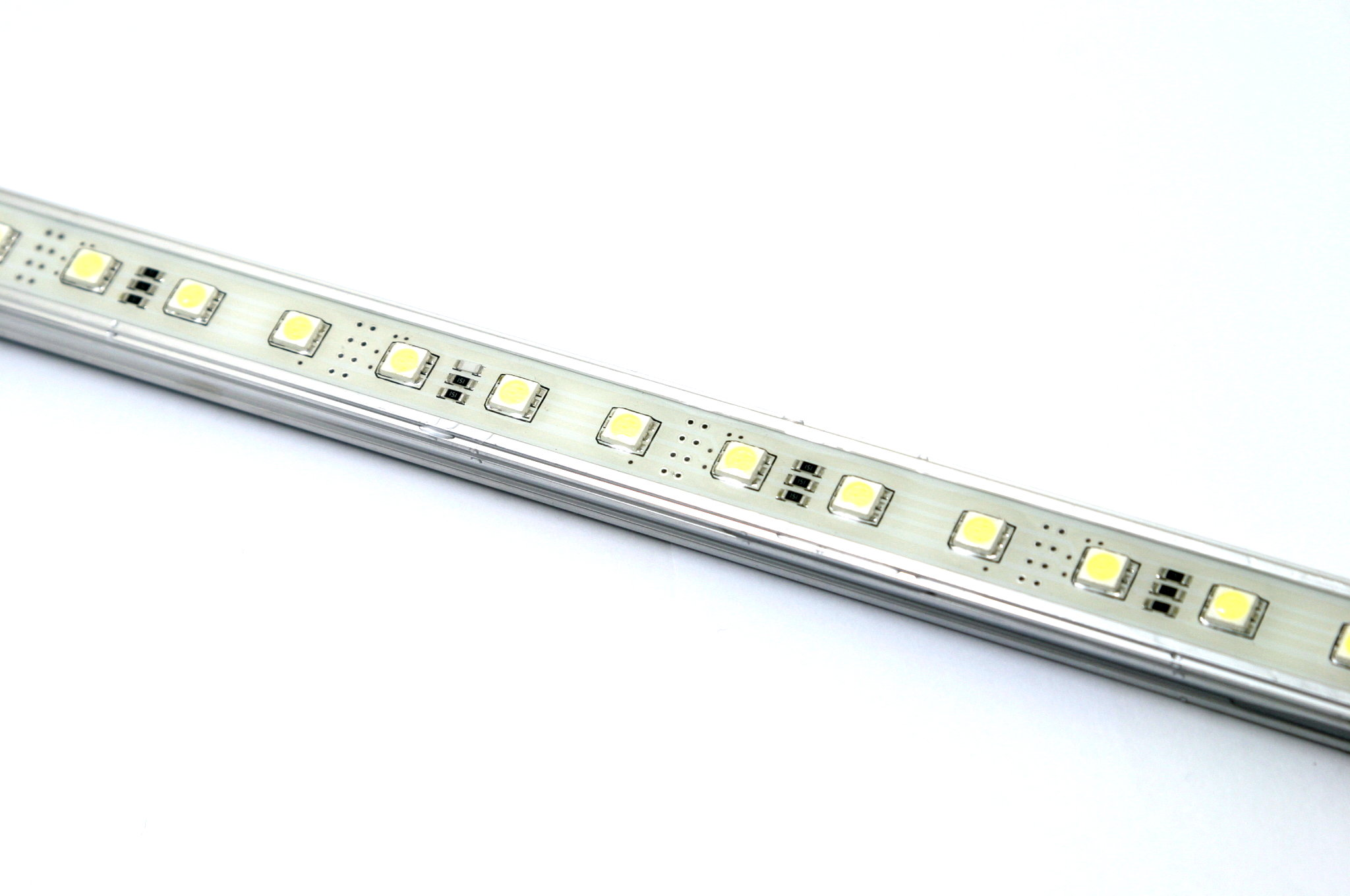 LEDw@re | AluStrip SMD | 12 Volt | 21,9 Watt | 150 LEDs | Warm w