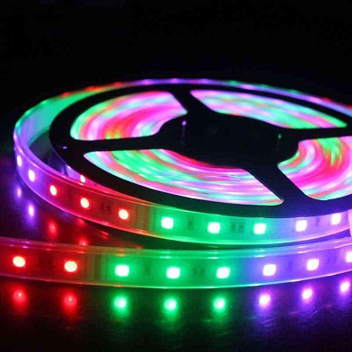 LED Stripset RGB Looplicht