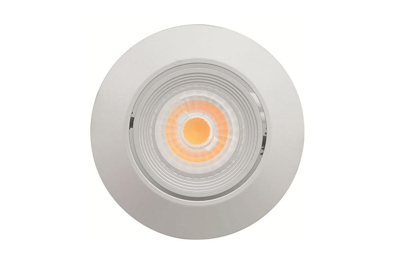 Malmbergs | LED inbouwspot | 1 LEDs | Rond | 6 W | Warm Wit (270